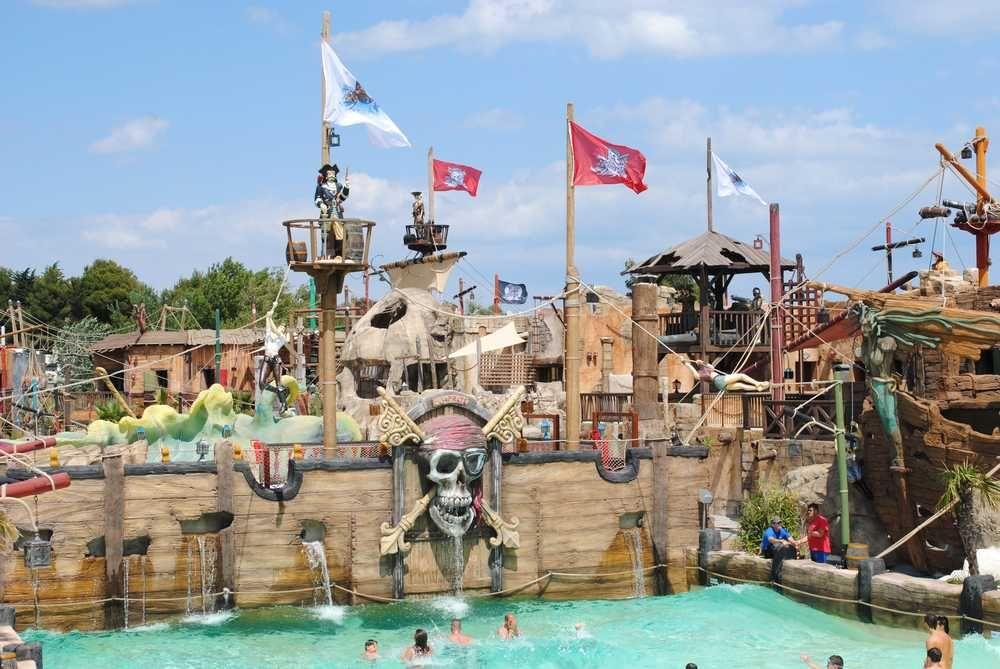 Cap Pirates Notre Avis Sur L Hotel Au Cap D Agde Cap D Agde Agde Touriste