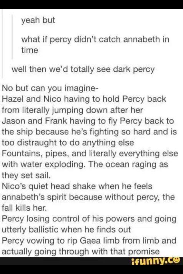 pjo fanfic dark percy