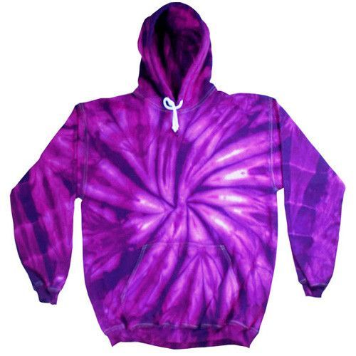 Image result for tie dye purple hoodie