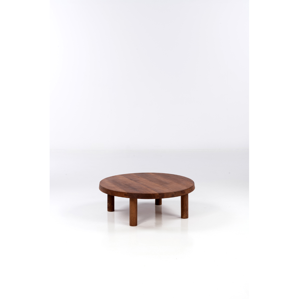 Pierre Chapo 1927 1987 Modele T02m Table Basse Pierre Chapo Pierre