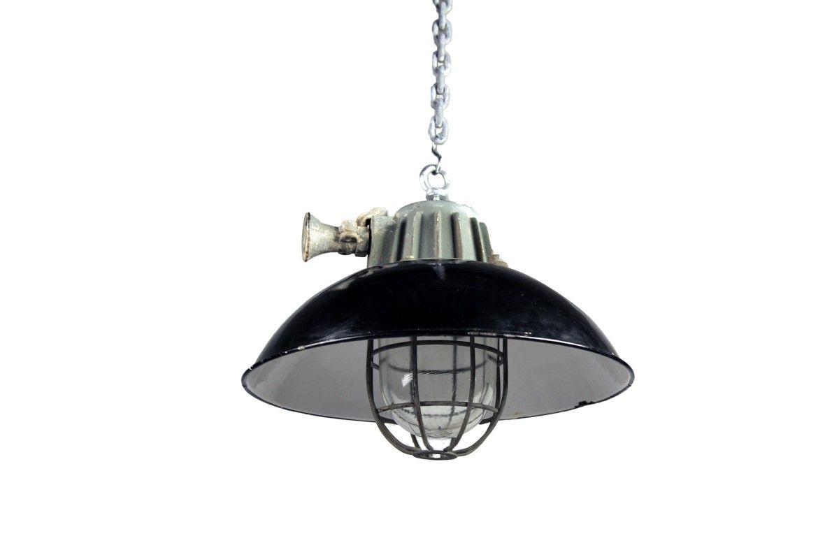 Industrielamp Model Mirek Gebruiksklaar Voor 230v Woonloodz Nl Gietijzer Lampen Fitting