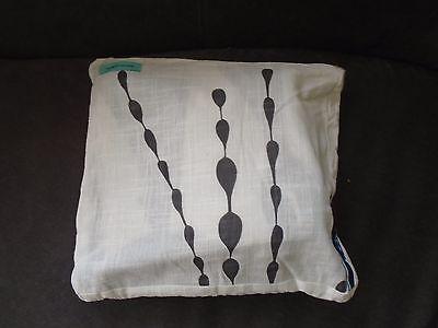 Anthropologie Ruan Hoffmann Jardin Des Plantes Cotton Shower Curtain 108 NIP