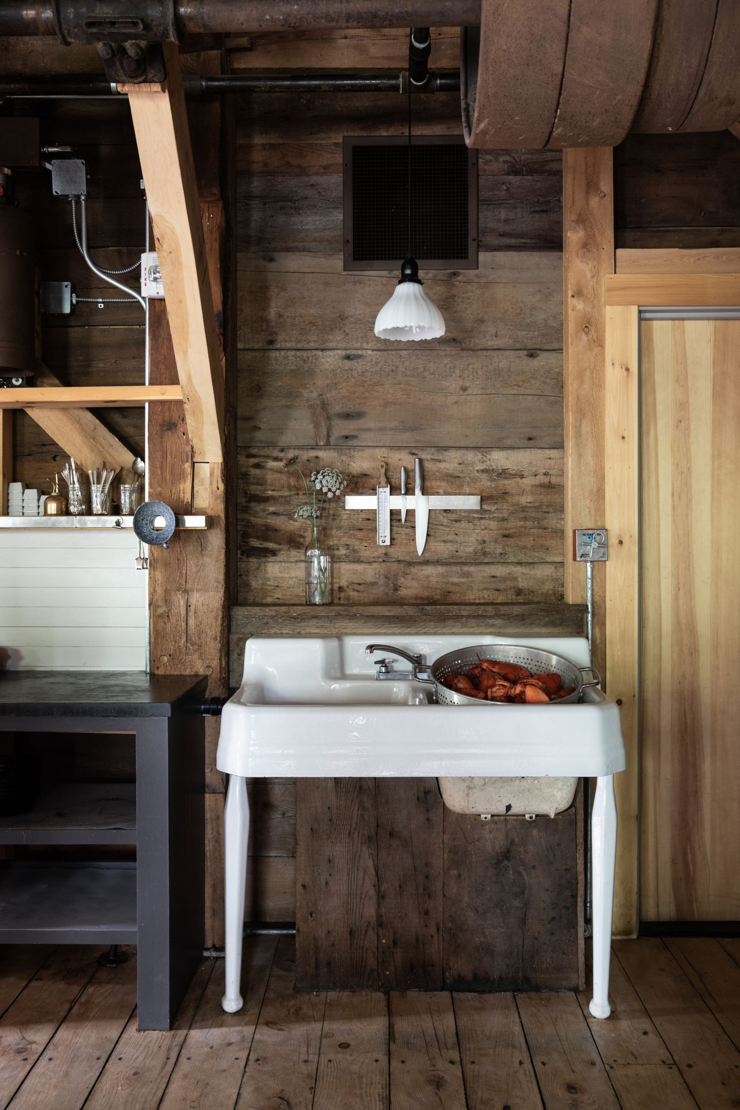 An Inside Look At The Lost Kitchen In Freedom Maine Barn