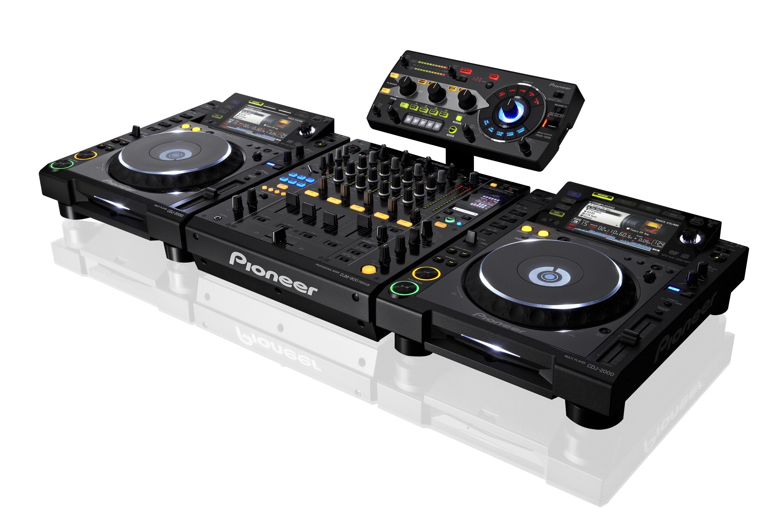 pioneer dj setup amazing dj stuff dj equipment dj music dj setup. Black Bedroom Furniture Sets. Home Design Ideas