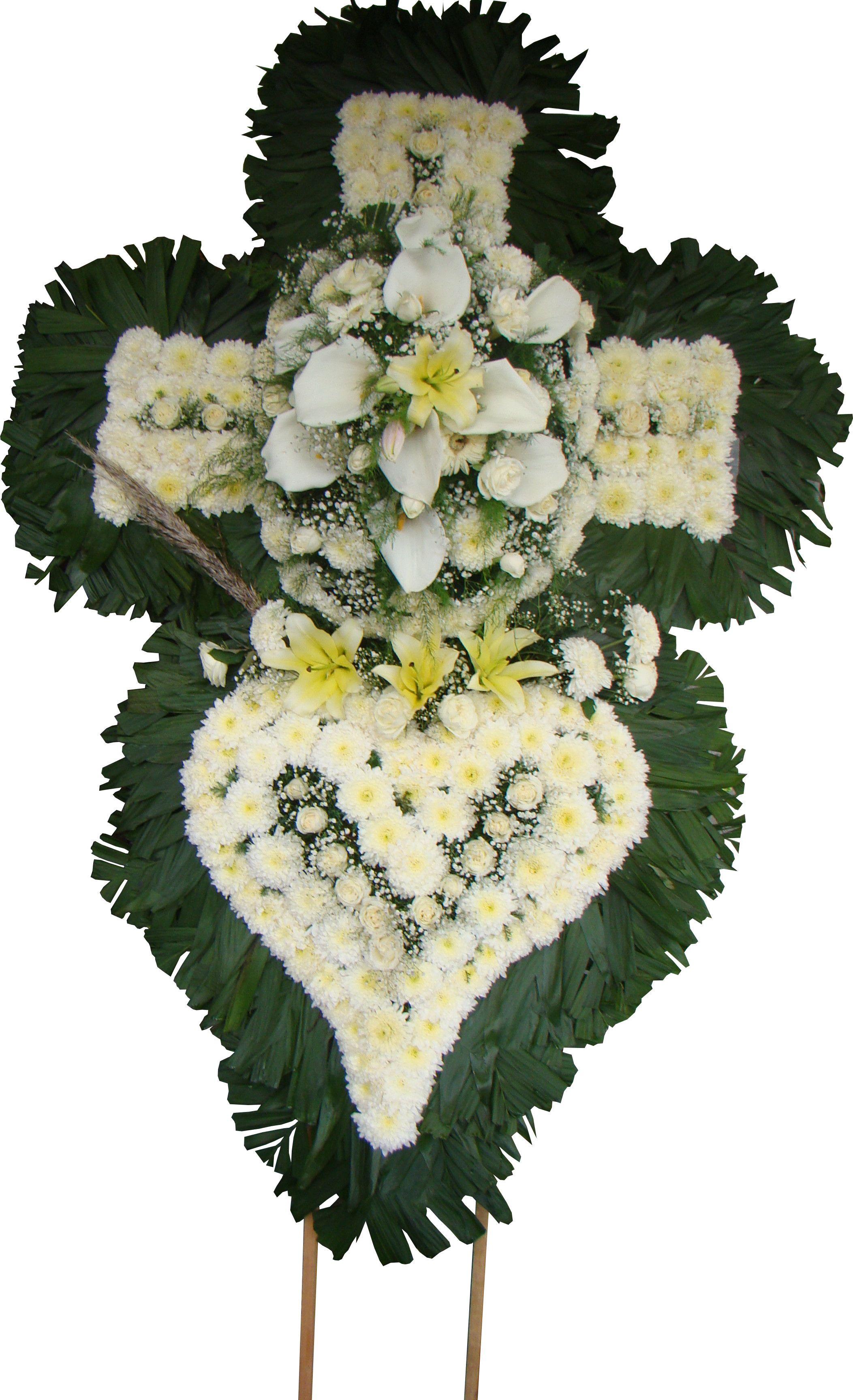 Corona de flores para funeral de flores toluca http www - Coronas de flore ...
