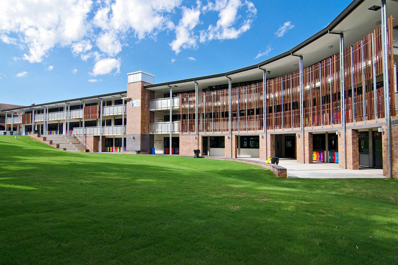 Mt Maria College - Marcellin Champagnat Building # ...