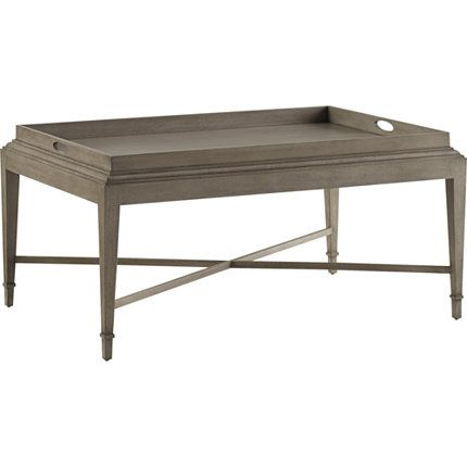 Baker Furniture Tray Coffee Table 3451 Barbara Barry