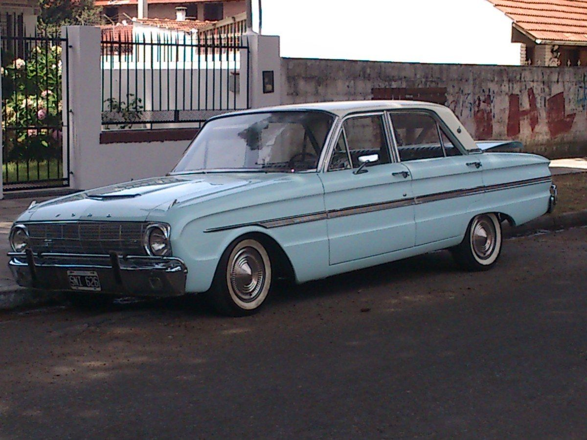 1961 ford falcon for sale racingjunk classifieds - Ford Falcon Mod 67 Vendo O Permuto En Mercado Libre Argentina