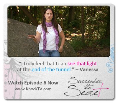 """""""I truly feel that I can see that light at the end of the tunnel."""" – Vanessa"""