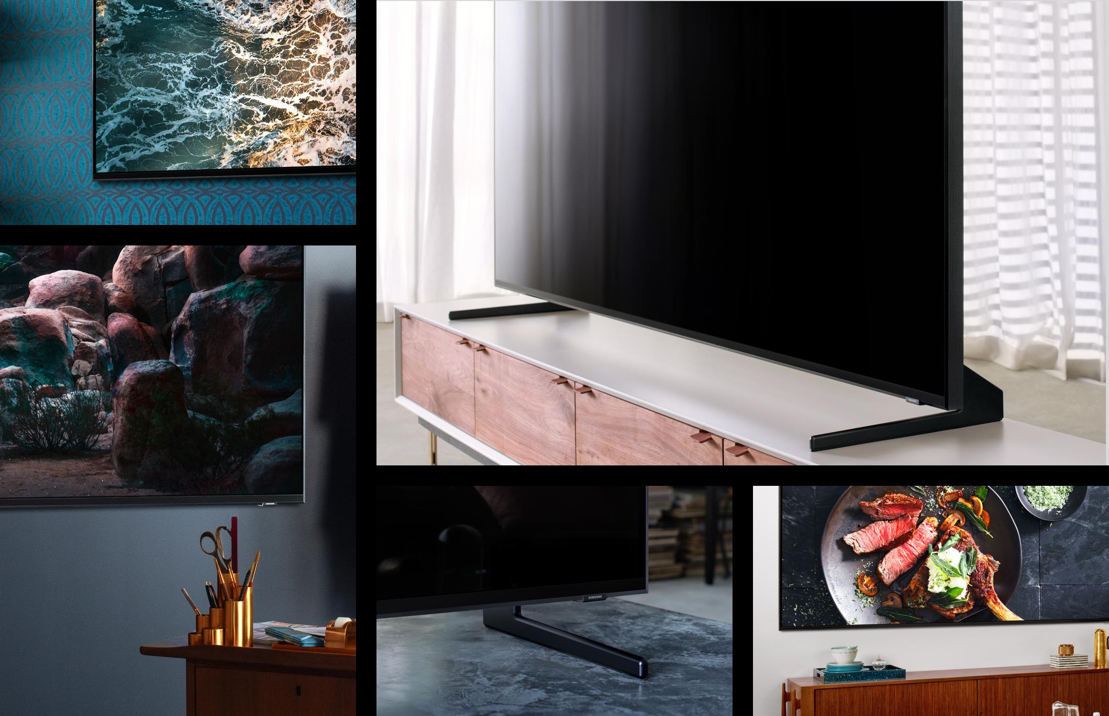 Qled 8k Tv Introducing 8k Resolution Tv Samsung Us Samsung Galaxy Wallpaper Tv New Samsung