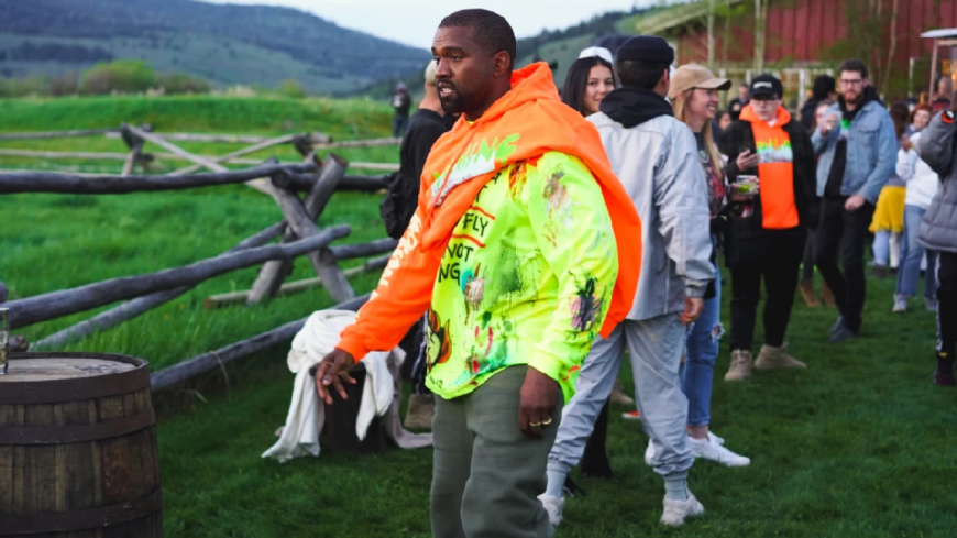 Kanye West Wyoming Merch Wyoming Hoodie Kanye West Wyoming Merch Wyoming Hoodie Hoodie Kanye Kanyewest Merch Toystory West In 2020 With Images Kanye West Kanye Hoodies
