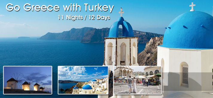 EuropeGroupTours Offers CustomizedHoliday TourPackages For - Greece tour packages