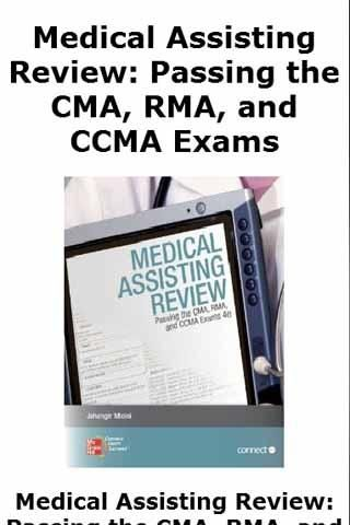 This application will display a list of the best medical lippincott williams wilkins medical assisting exam review for cma rma cmas certification fandeluxe Gallery