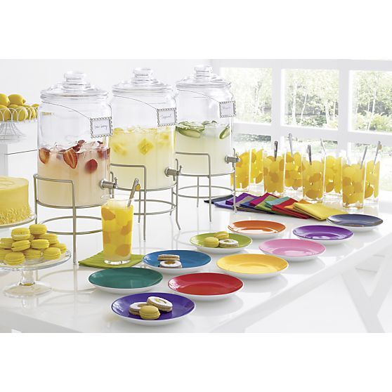 Etiqueta identificadora de bebidas para uso em jarras, potes e decanters.| Crate and Barrel