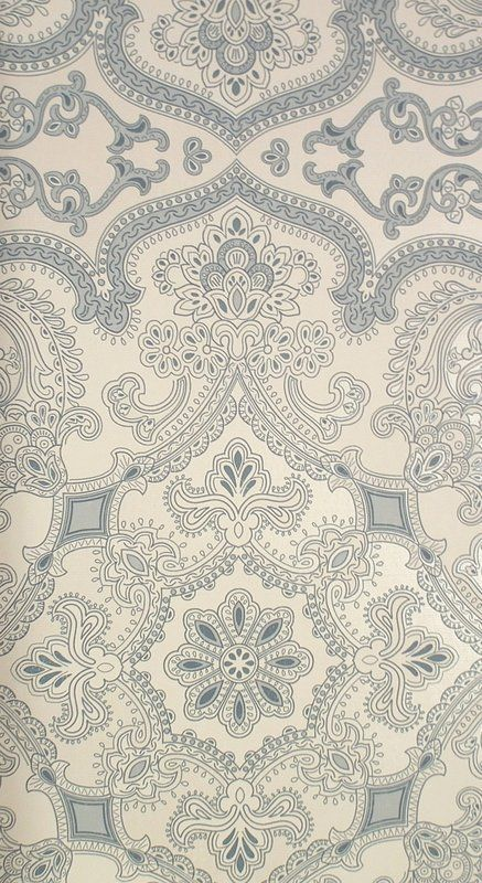 Persia Wallpaper Indigo 19156 705 8211 James Dunlop Textiles Upholstery Drapery Amp Wallpaper Fabrics