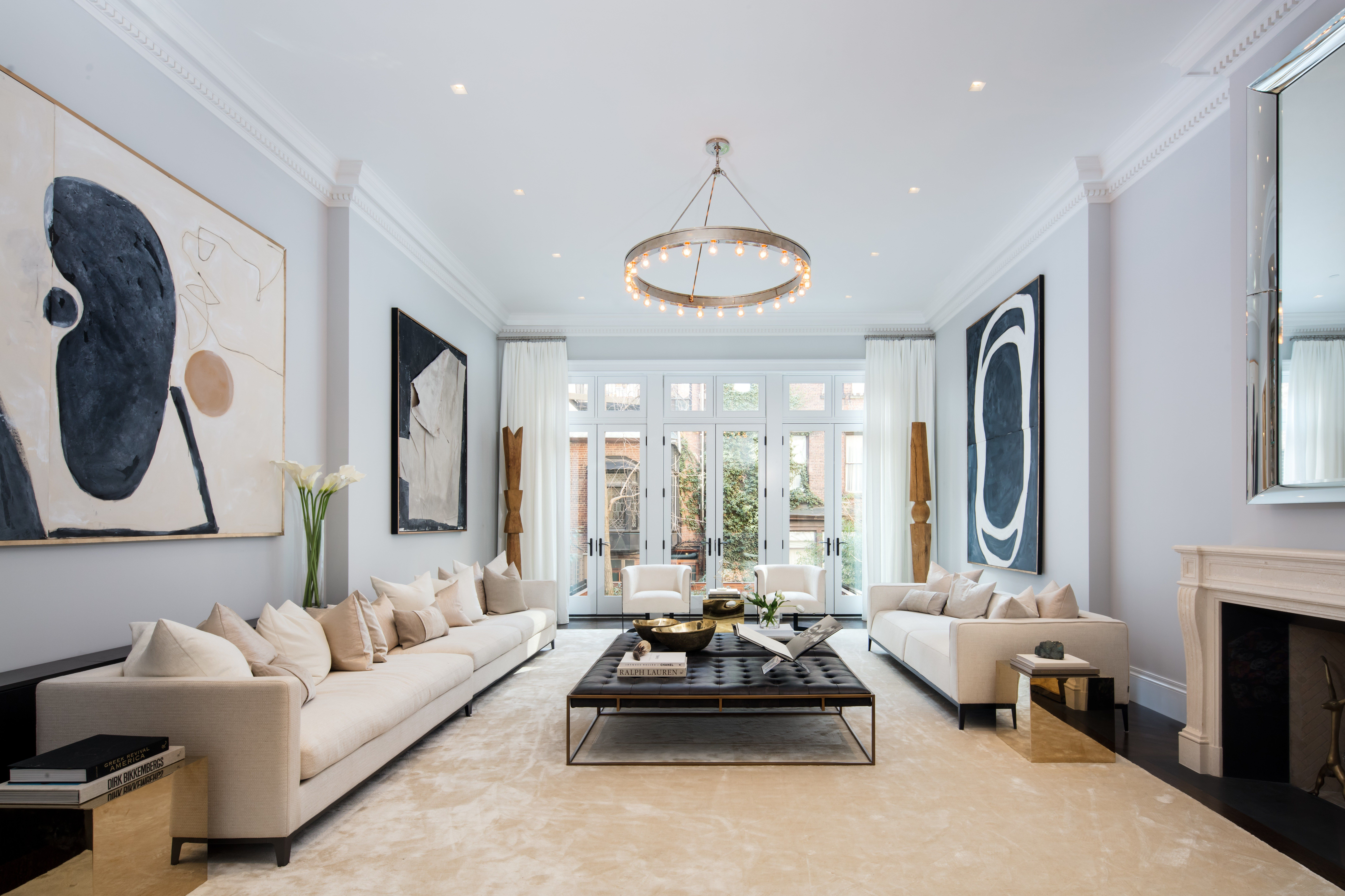 This $23.5 Million New York City Townhouse Has 1,200 Square Feet ...