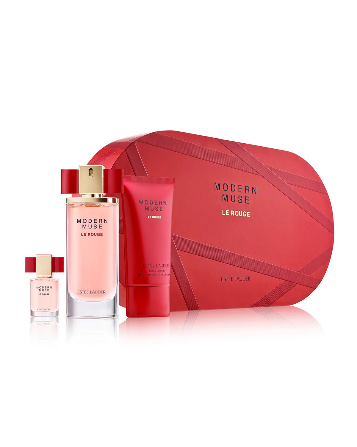 Estee Lauder Limited Edition Modern Muse Le Rouge To Go Set Estee Lauder Modern Muse Estee Lauder Modern Muse