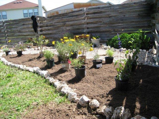 Superb 30 Round Rock Gardens Design Ideas