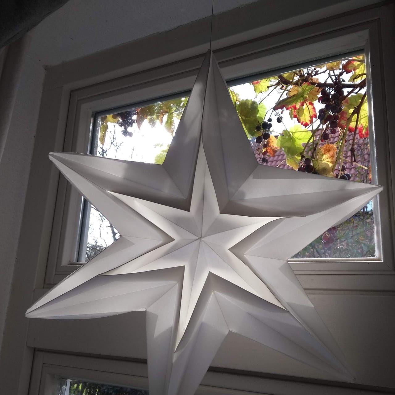 Landlust Stern Landlust Basteln Weihnachten Sterne Papier Sterne