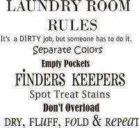 laundry room quote for walls loads-of-fun