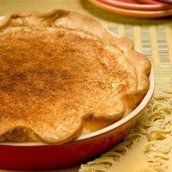 Buttermilk Pie Iii Recipe Buttermilk Pie Recipes Coconut Pie Recipe