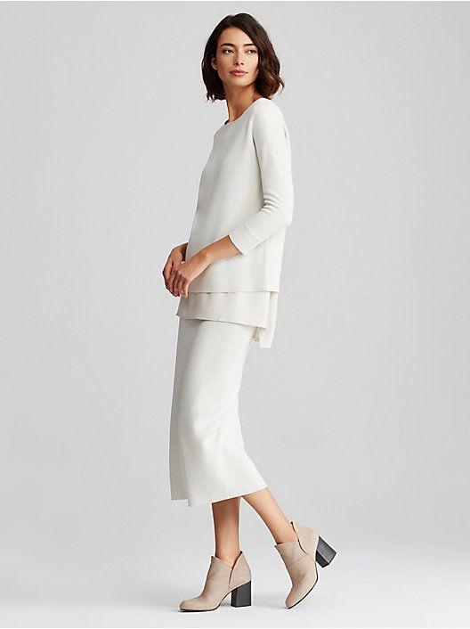 BONE Eileen Fisher | Eileen Fisher | Pinterest | Moda para trabajar ...