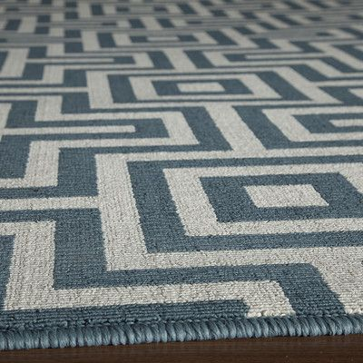 Willa Arlo Interiors Rahul Blue Indoor Outdoor Area Rug Products