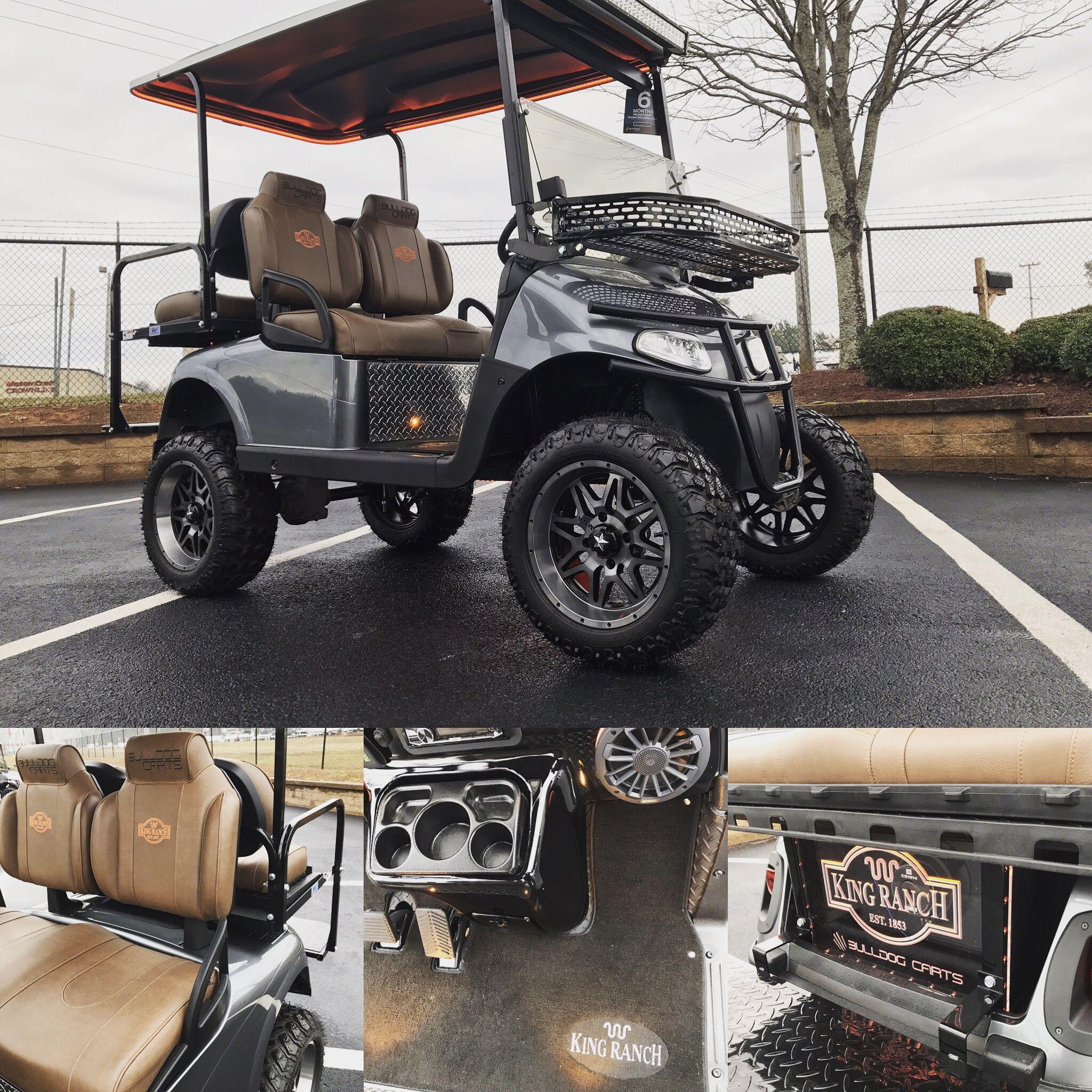 King Ranch Golf Cart Seats Golf Cart Accessories Golf Carts