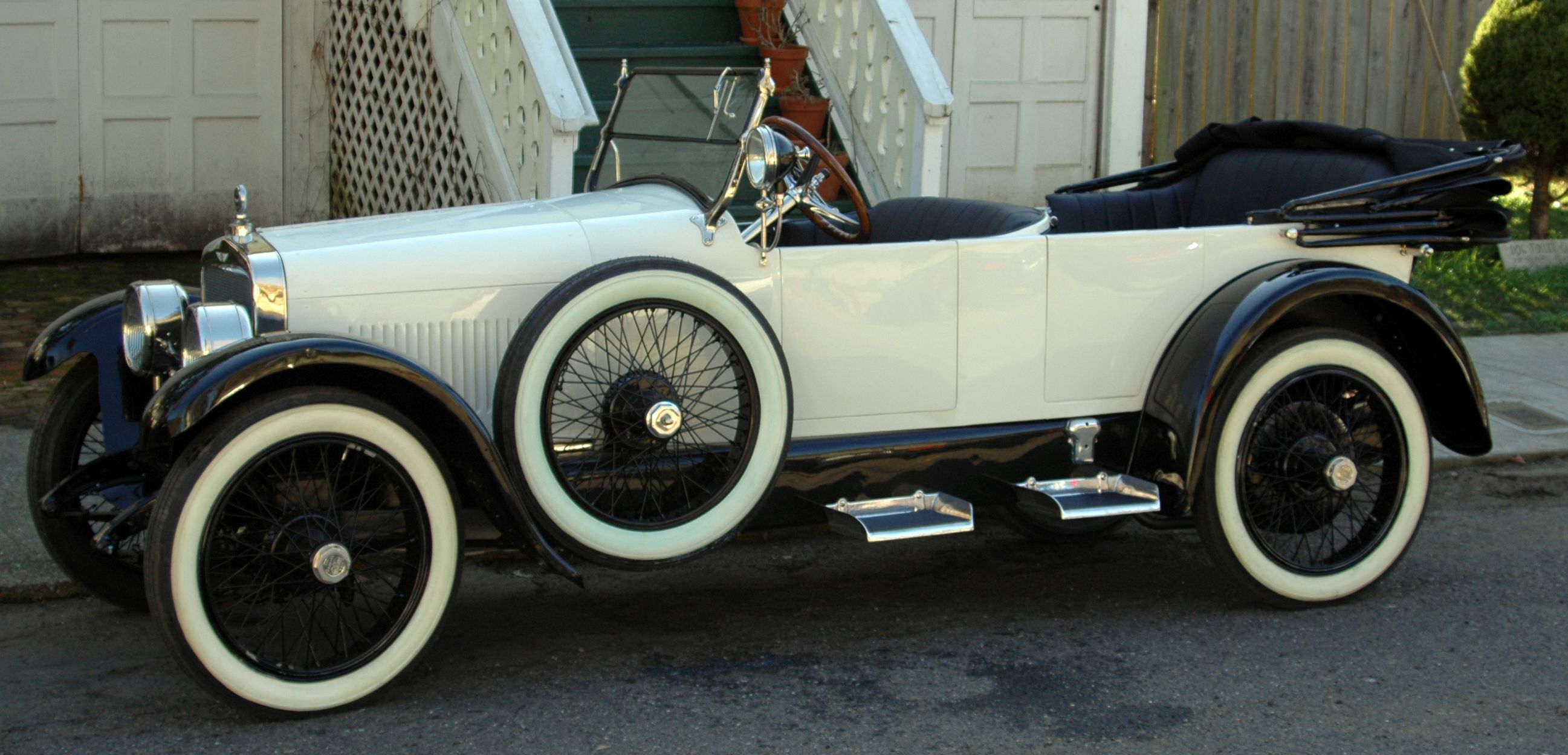 1921 HCS Type 3 Four Passenger Touring - After Harry C. Stutz sold ...