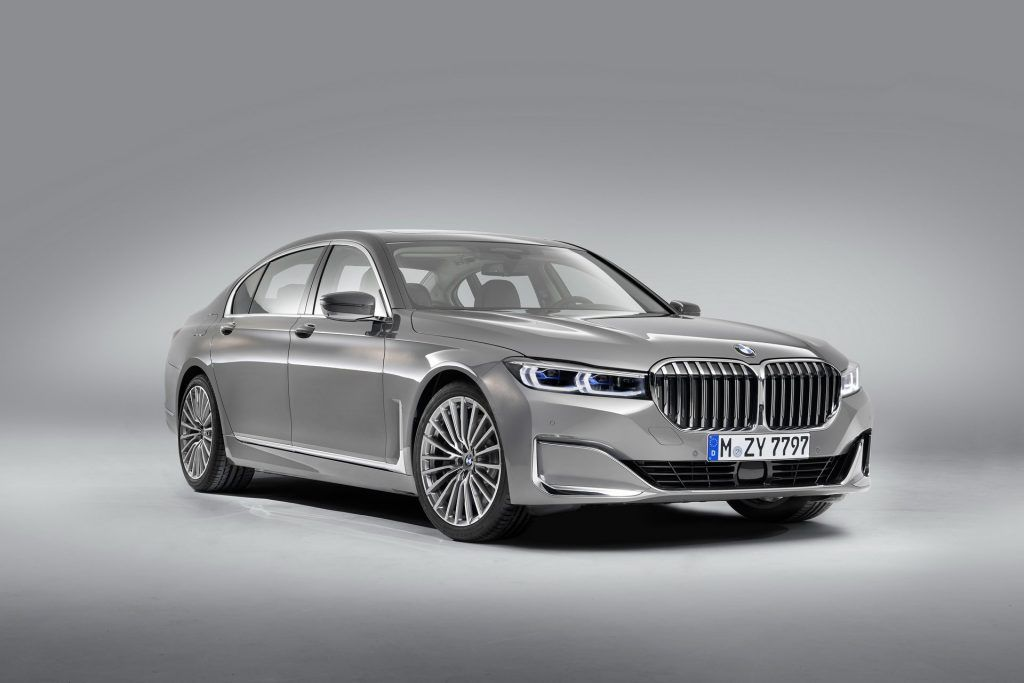 New Bmw 7 Series Officially Unveiled With Oversize Grille Bmw