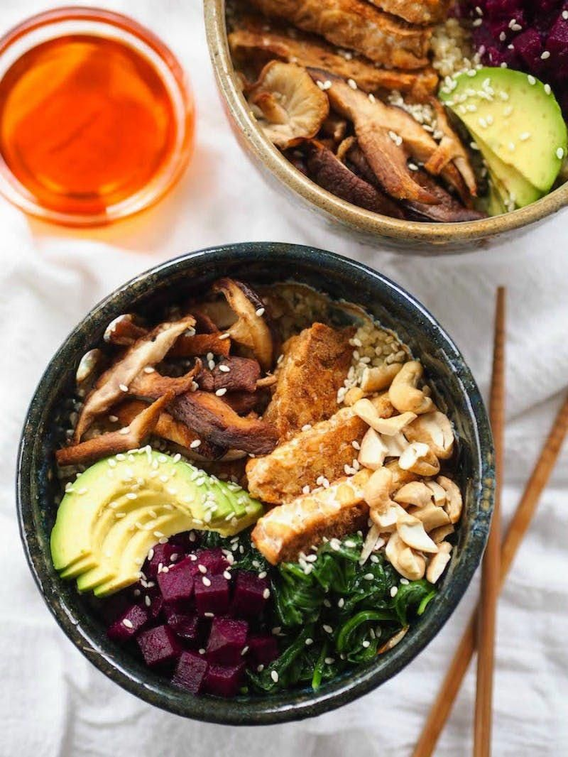 Attention vegans fill up on these 12 proteinrich meals