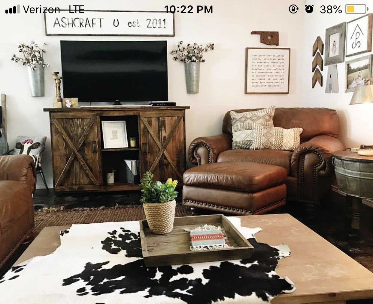 10+ Best Western Living Room Curtains
