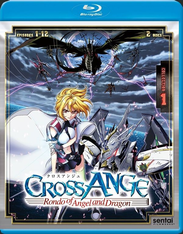 Cross Ange Rondo of Angel and Dragon Collection 1 Review