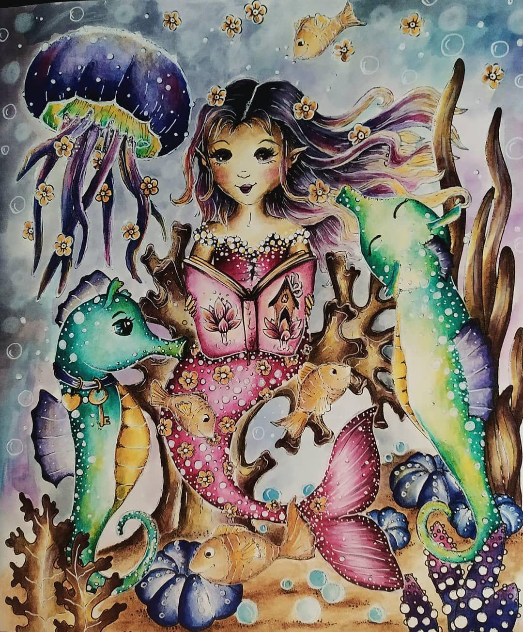 Pin Auf Fairy Miracles By Klara Markova