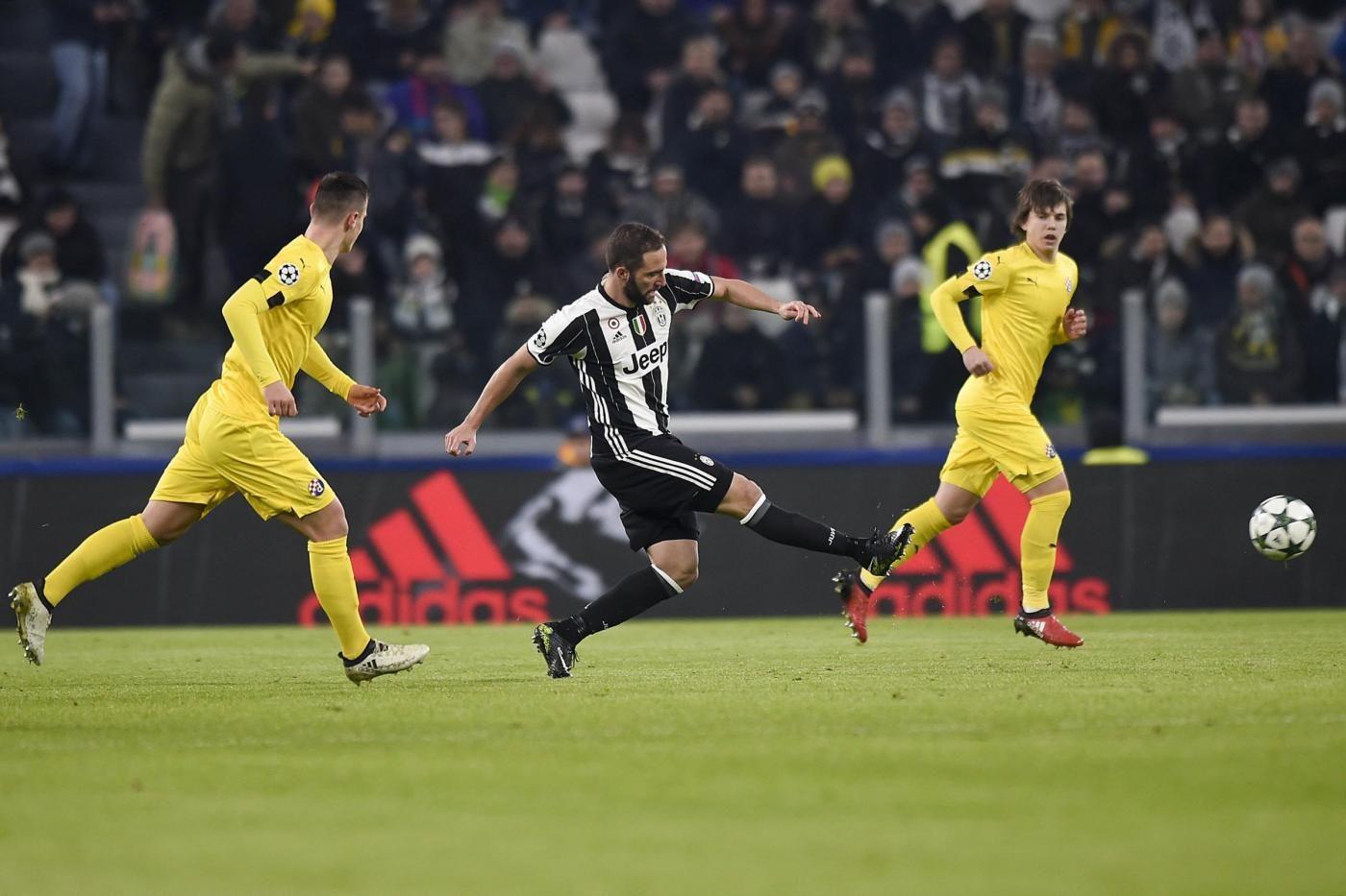 Champions: la Juve chiude prima il gruppo H - Sportmediaset - Sportmediaset - Foto 23