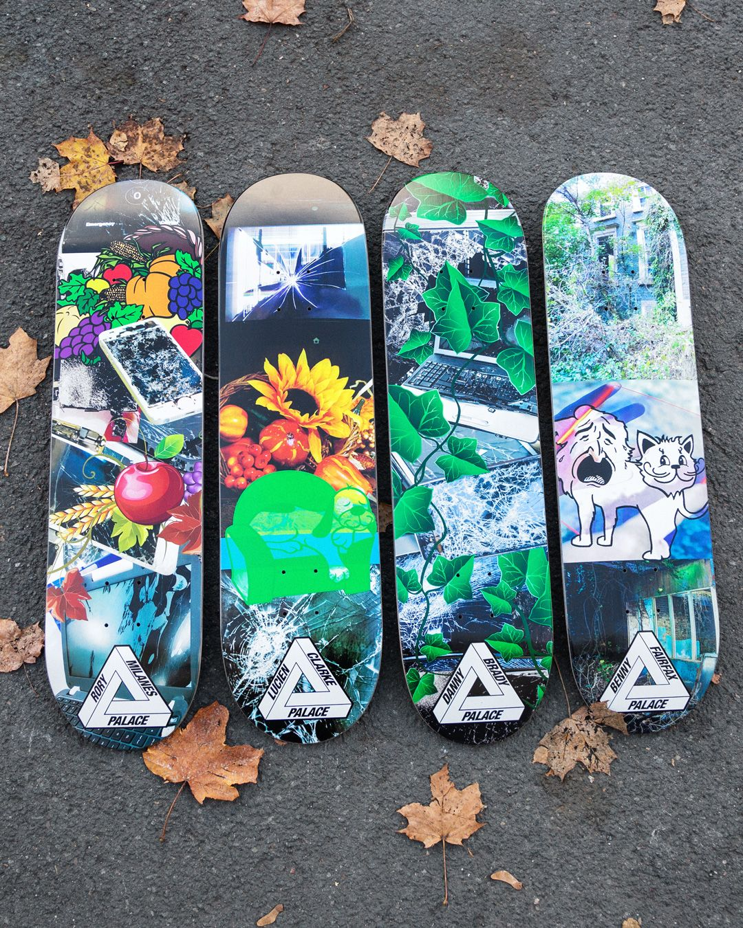 New Palace Skateboards Decks Skateboard Deck Skateboard
