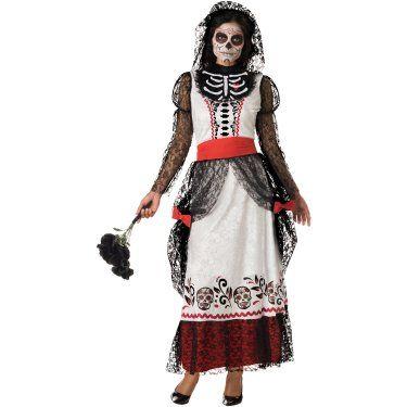 Teen Dia de los Muertos Costume Halloween costumes, Costumes and - grown up halloween costume ideas