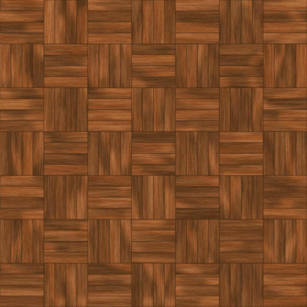 Dark Wood Parquet Floor