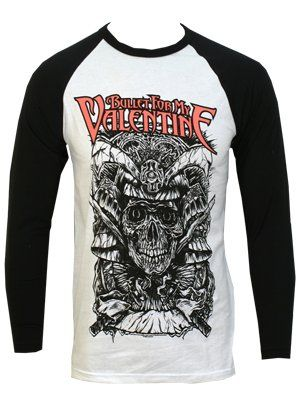 Bullet For My Valentine SS T Shirt | Anything U0026 Everything ;) | Pinterest |  Bullet, Ss And Free Uk
