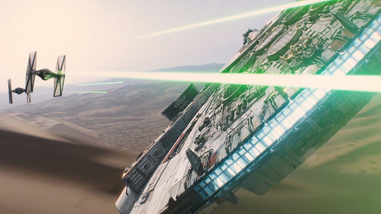 Watch Star Wars: Episode VII - The Force Awakens Full Movie