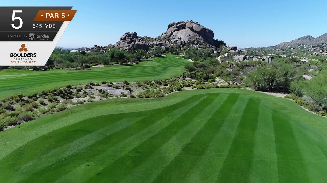 The Boulders Club (South Course) Birdie Golf TV