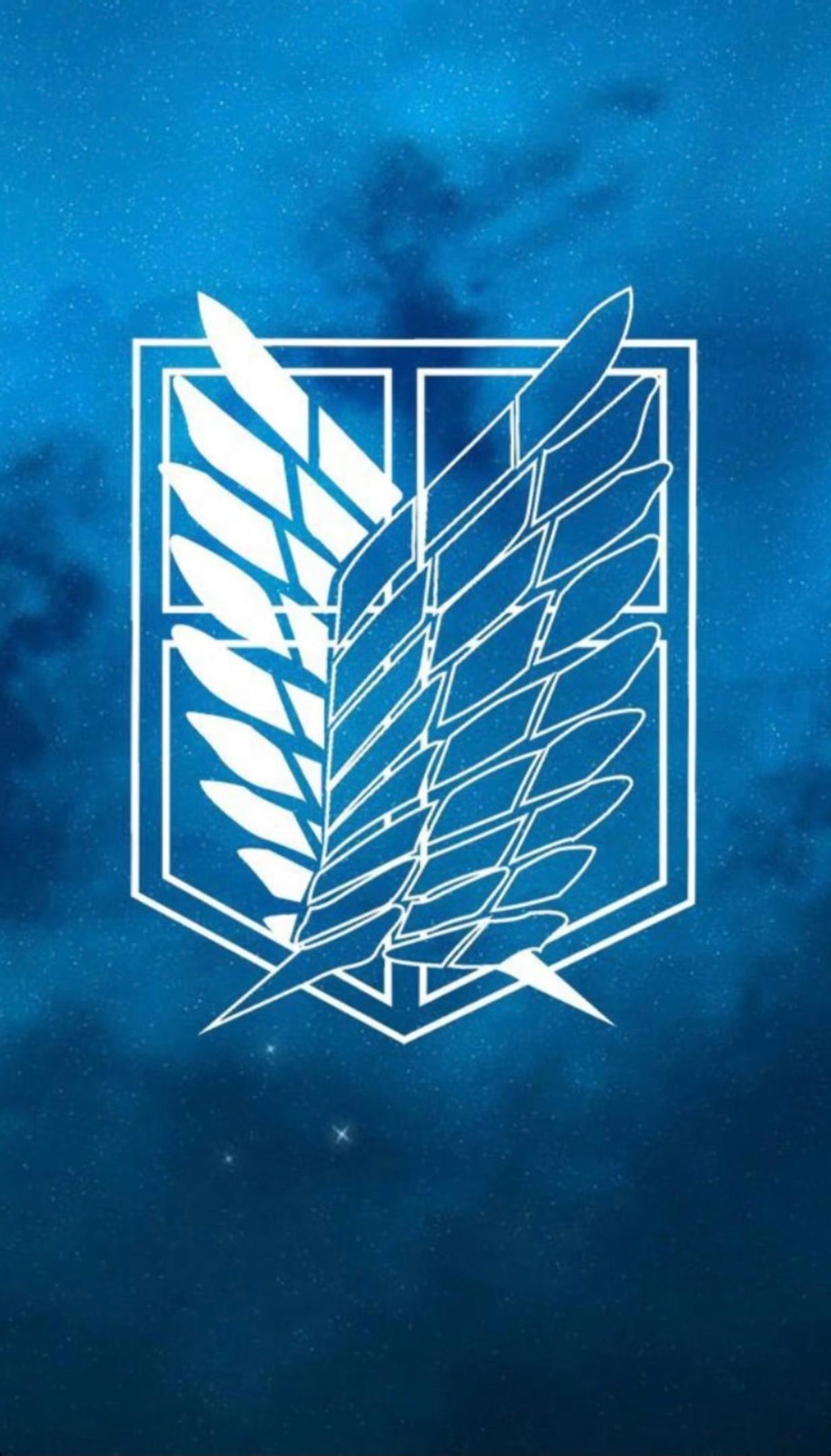 Survey Corps Logo 3D