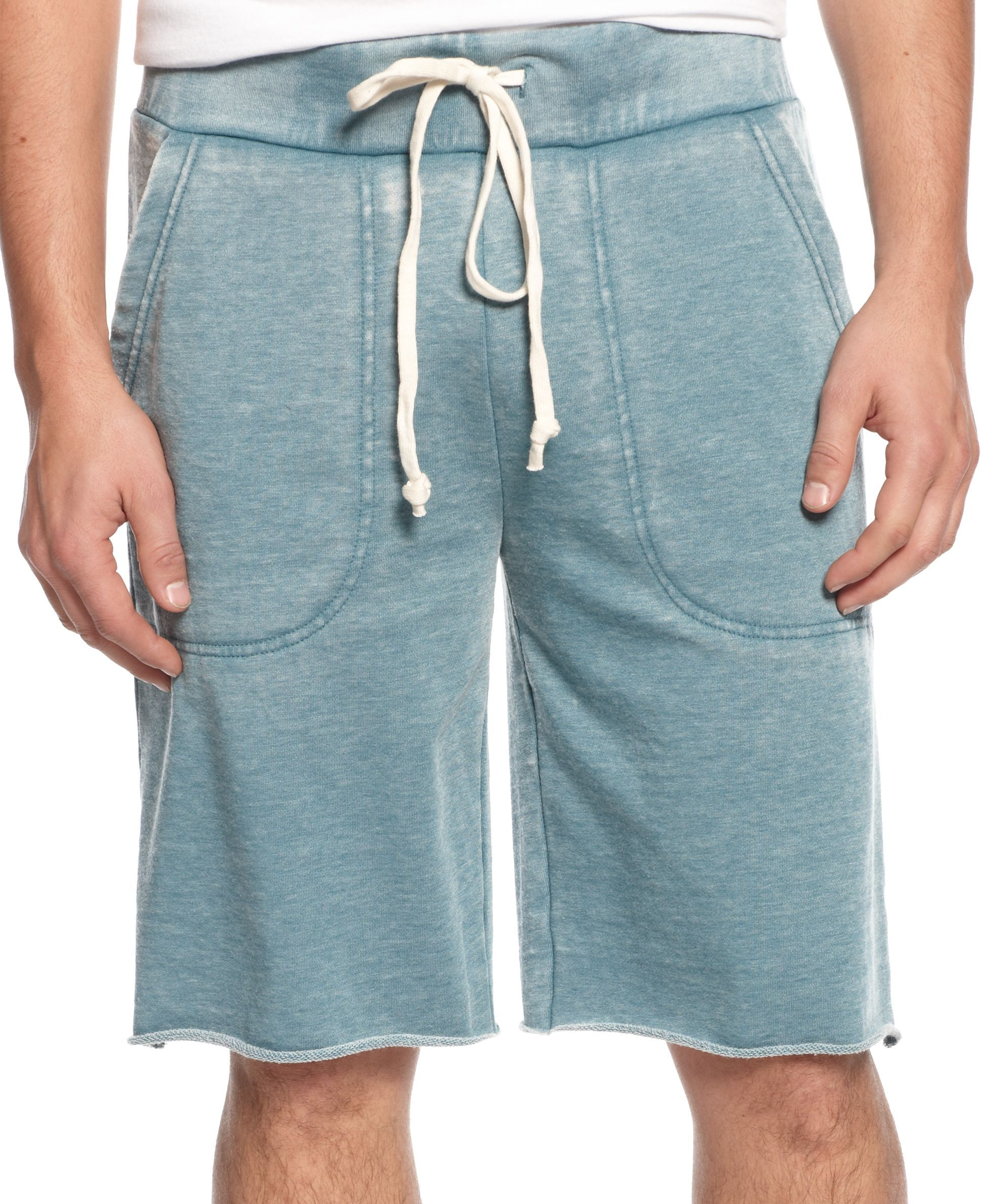 Alternative apparel victory drawstring shorts