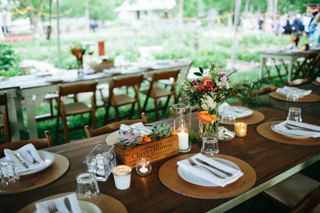 Working Farm Wedding