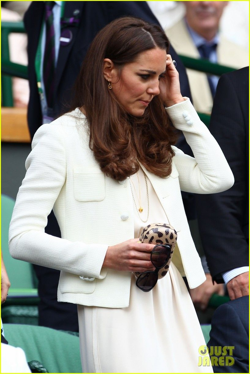 Duchess Kate: Wimbledon Finals