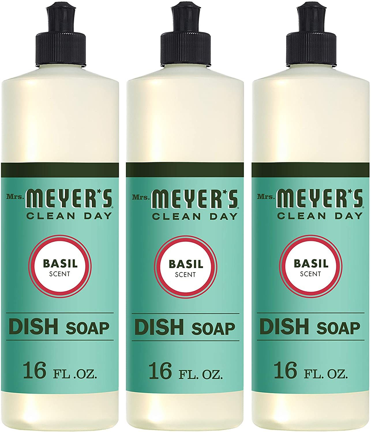 Mrs Meyer S Clean Day Liquid Dish Soap In 2020 Cleaning Day Liquid Dish Soap Biodegradable Products