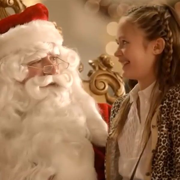 Ford Kids Ask Santa Ford Fusion Fashion Commercial ...