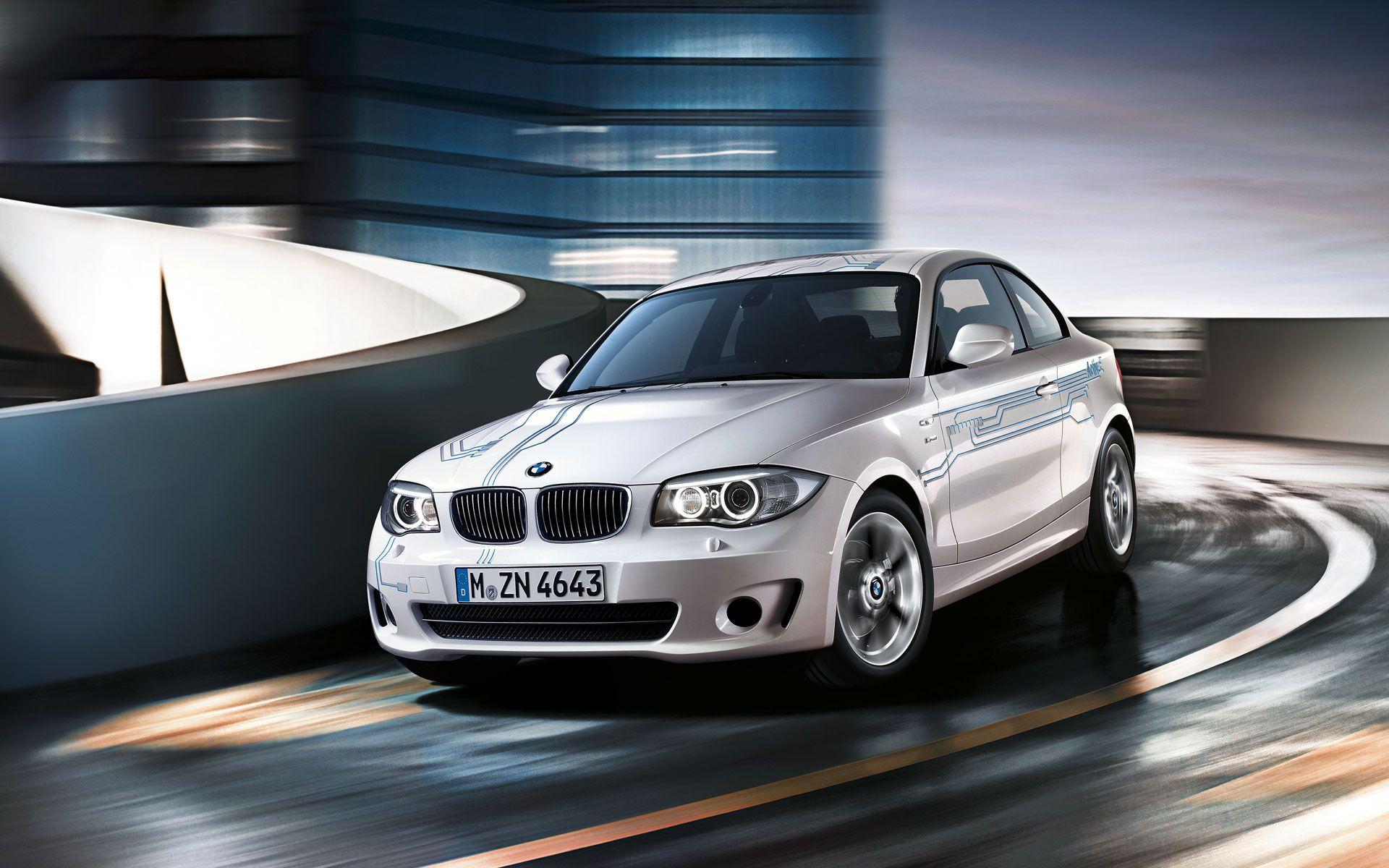 100% electric + 100% BMW = Awesome.