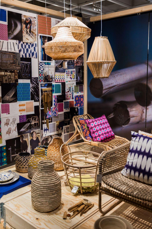 ikea les nouveaut s 2017 et 2018 en exclusivit interiors ikea design and ikea products. Black Bedroom Furniture Sets. Home Design Ideas