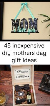 45 inexpensive diy mothers day gift ideas#design #model #dress #shoes #heels #st…